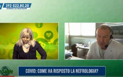 COVID: come ha risposto la Nefrologia ?